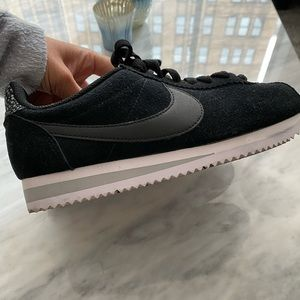 Nike Cortez Suede Sneakers